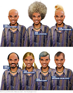 Sanjaya of American Idol has such a huge fan base that a download or downloadable Sanjaya has hit the Internet