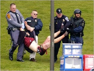 Virginia Tech shooting spree victim