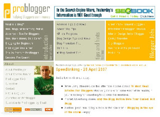 ProBlogger Darren Rowse has proven extremely successful in making money online, as a blogger.