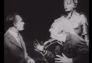 Scene from 'Metropolis' (1927)