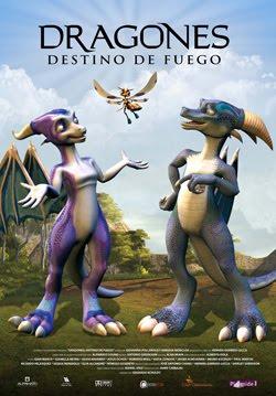 Dragones: Destino de Fuego online y gratis