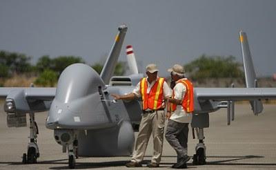 DoubleTapper Israeli Heron UAV