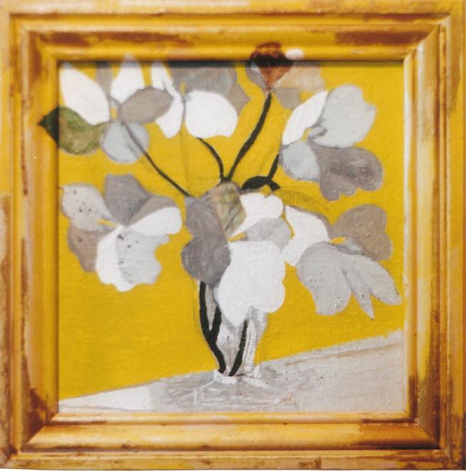 Bouquet imaginaire (inachevé)