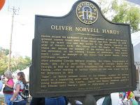 Harlem, GA, Oliver Hardy's birthplace