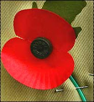 The resident alien no poppies in america on remembrance day no poppies in america on remembrance day publicscrutiny Image collections