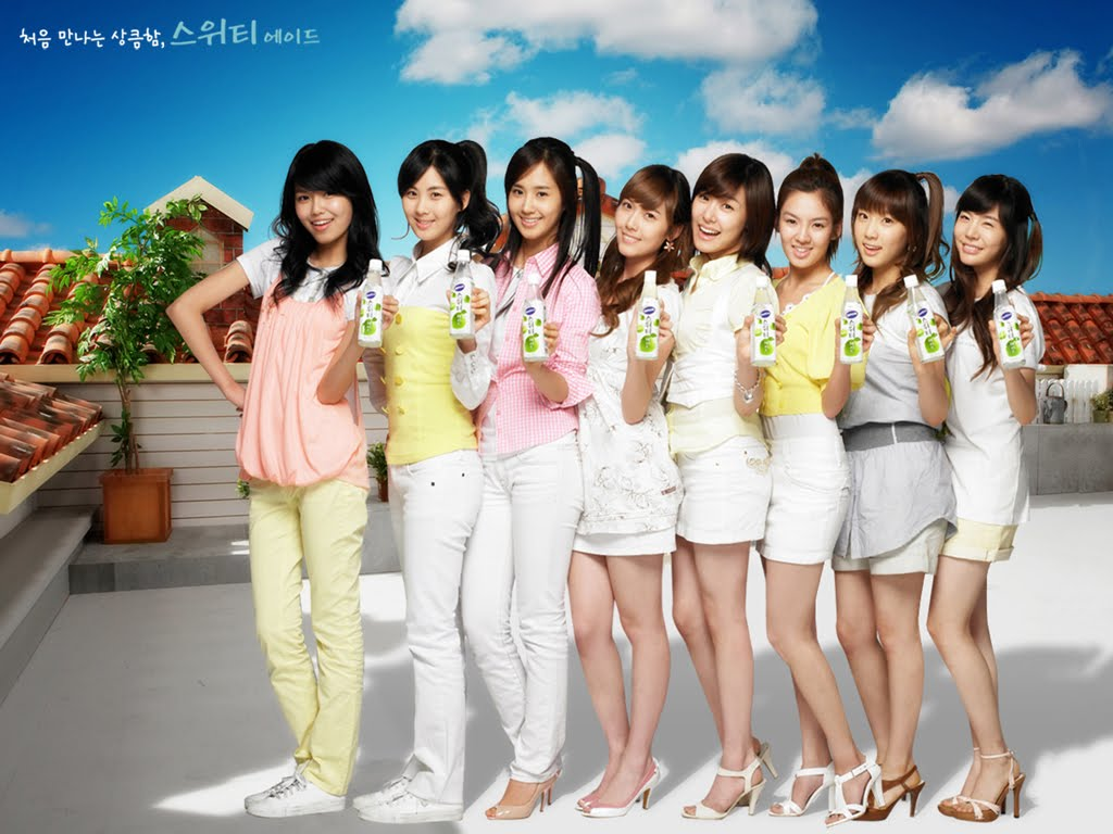 How Tall Are Snsd Members http://mykpopbias.blogspot.com/2010/05/tallest.html