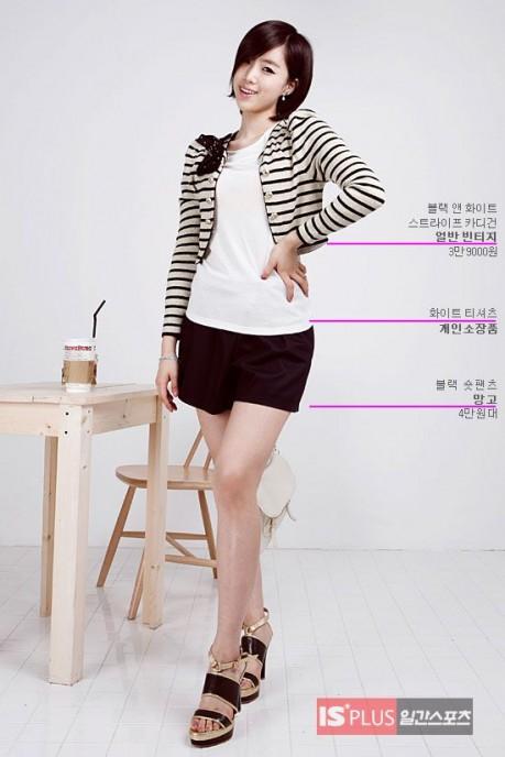 my kpop bias: tallestT Ara Jiyeon Height