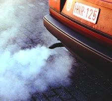 Emission de CO2 par Km en ville .