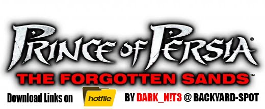 Prince Of Persia The Forgotten Sands Pc Game Crack