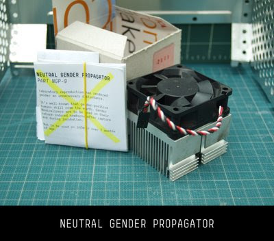 neutral gender propagator
