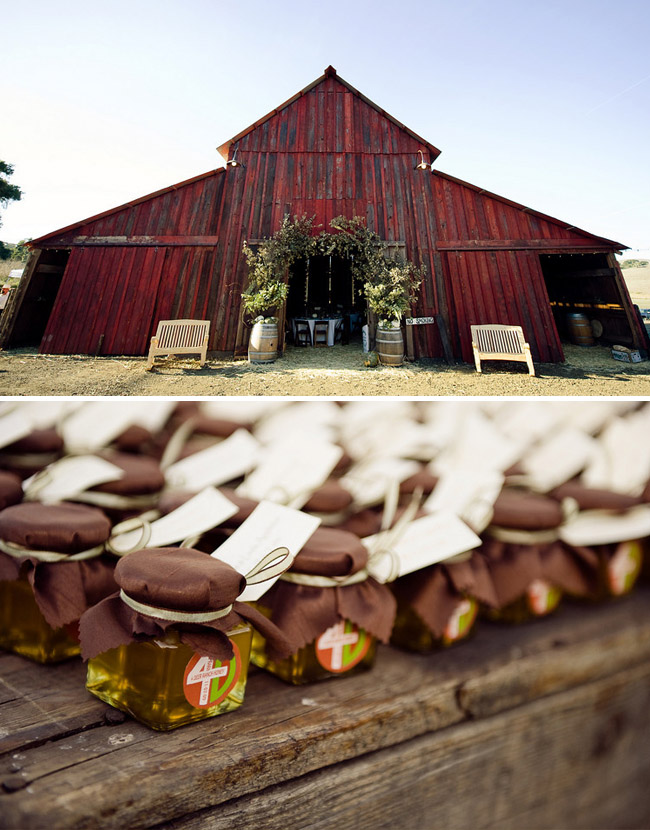 Barn Decorations For Wedding