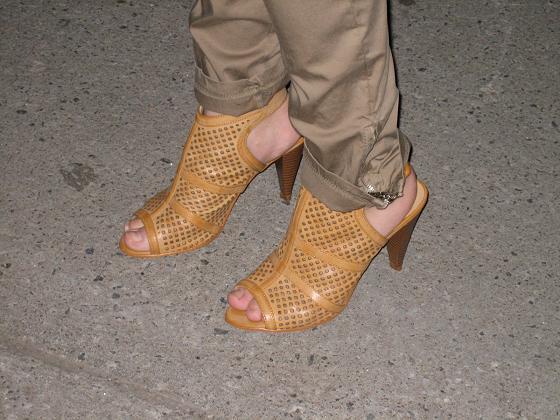 sandales(La Squadra)