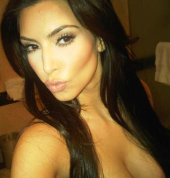 Kim Kardashian Reaches Million Followers On Twitter Seems Suprised