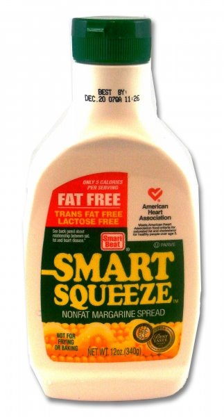 Fat Free Squeeze Margarine 85