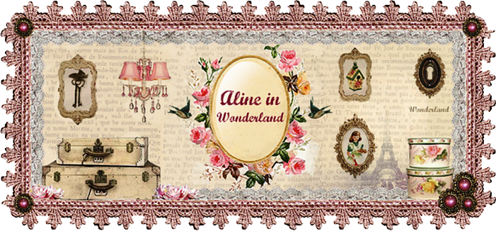 Aline in Wonderland