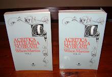 A Crítica Literária no Brasil (2 volumes) - Wilson Martins
