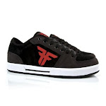 Fallen Patriot 2 Men's Shoes - Black / Charcoal / Red