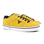 Fallen Chief Men's Shoes - Yellow / Black