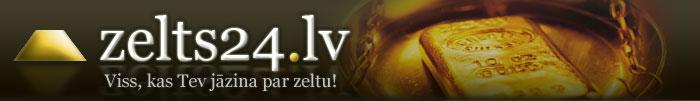 Zelts24 | zelts, sudrabs, valūtu tirgi (forex), ekonomika, celta cena