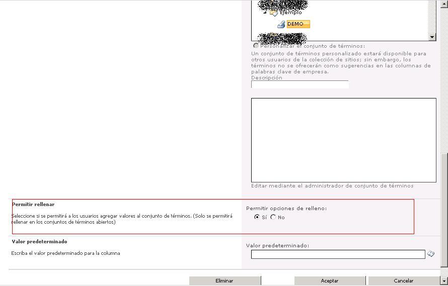 El blog de Javier Marcos: Permitir agregar Términos a los usuarios ...