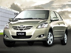 New Toyota Facelift Vios pictures