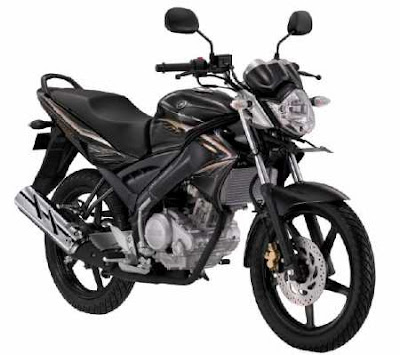 Foto Modifikasi Yamaha New V Ixion