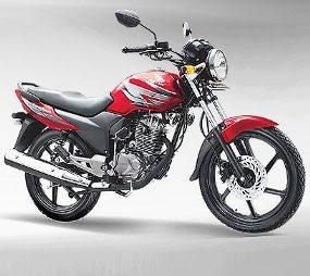 Motor Honda Mega Pro 150 CC 2010 Specs