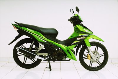 Foto Modifikasi Jupiter Mx 135 Cc