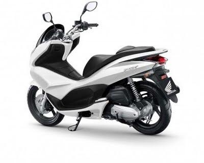 New Honda PCX 2010