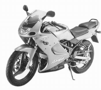 Picture Modifikasi Kawasaki Ninja 150 Rr