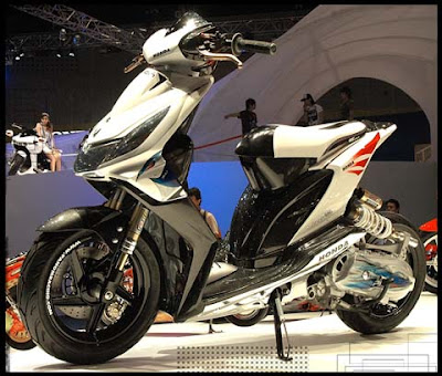 Honda Beat matic Motorcycle Pictures