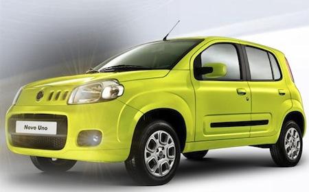 2012 Fiat Uno Reviews