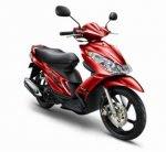 Modifikasi Suzuki Skydrive 125 cc