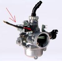 Modif KarburatorHonda Suprax 125