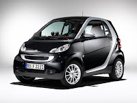 2010 Electric Car Smart Fortwo Picture