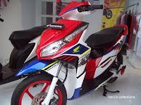 Gambar Modifikasi motor Honda Vario CBS Tecno 2010