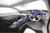 Mobil Honda CR-Z 2010 konsep baru