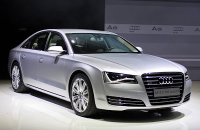 New 2011 Audi A8 Photos