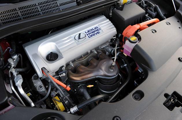 2010 Lexus Hs 250h Hybrid Specs And Photos