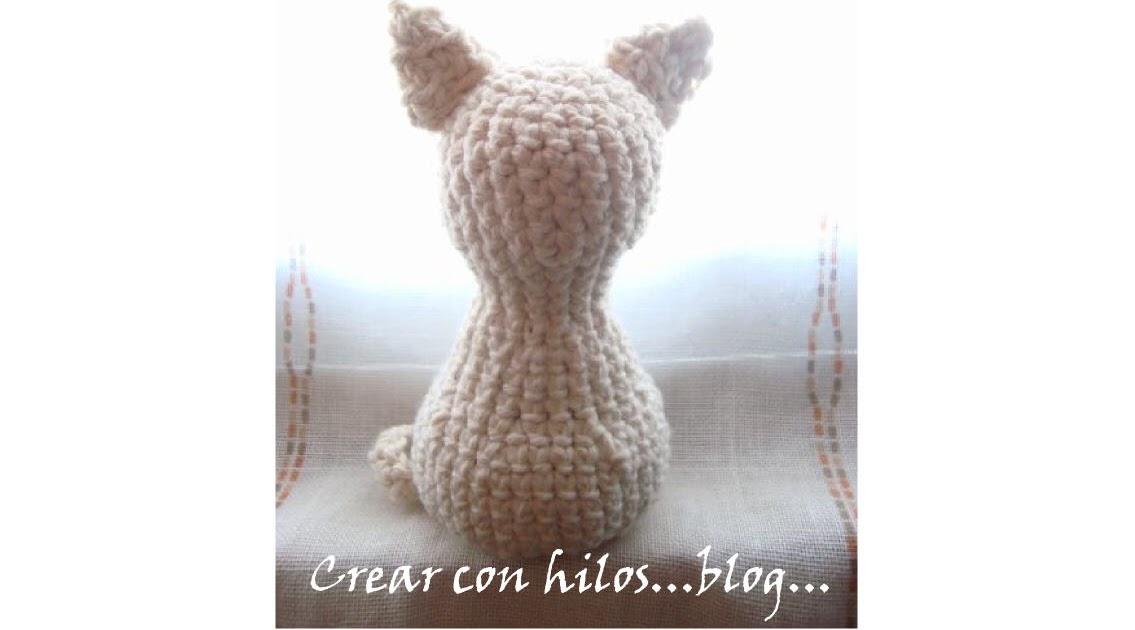 Crear con hilos...: De bolsos y gatitos...