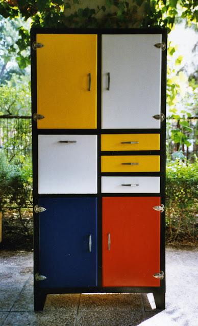 Crea vintage mueble de cocina de los a os 60 for Mueble cocina 70