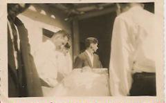 Salida del entierro de nona Florentina (1958):