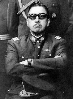 Ah.... Que lindo lobito, ¿como se llama?  Pinochet