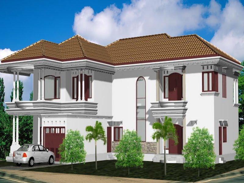 Inilah ide Model Rumah Minimalis Type 60 Tingkat 2 Lantai 2015 yg apik