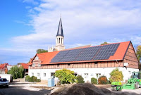 Church goes solar