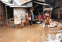 17 million residents of Bangladesh will be homeless because of our excesses