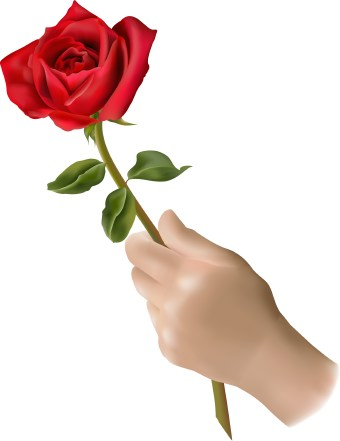 Give Gift Flower Picture