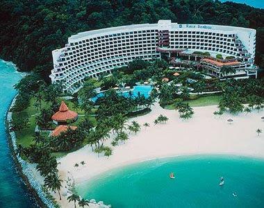 Singapore Hotel Wallpaper