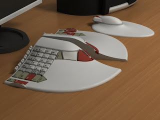 Unusual Computers Keyboard