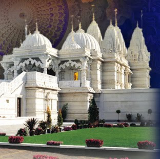 London Swaminarayan Temple